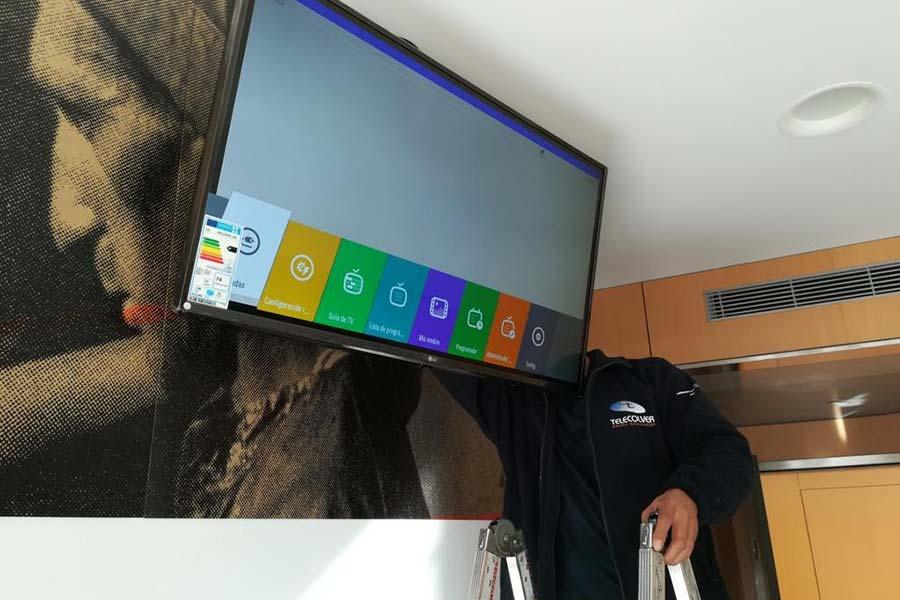 Telecolver instala las pantallas IPTV en la Clínica Universitaria de Navarra en Madrid