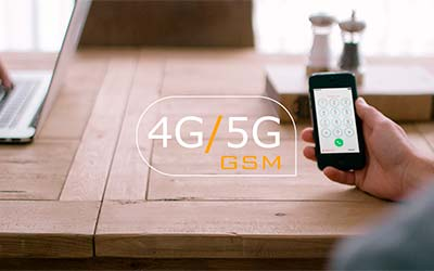 Amplificadores de cobertura Telefonía GSM/3G/4G