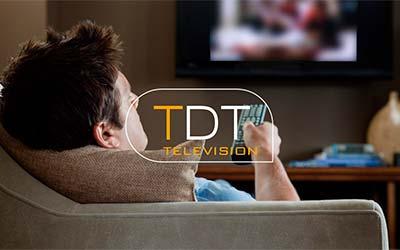 Antenas y redes de Televisión TDT y Satélite